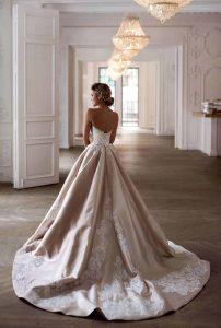Designer Fantastisch Farbige Brautkleider für 201910 Großartig Farbige Brautkleider Ärmel
