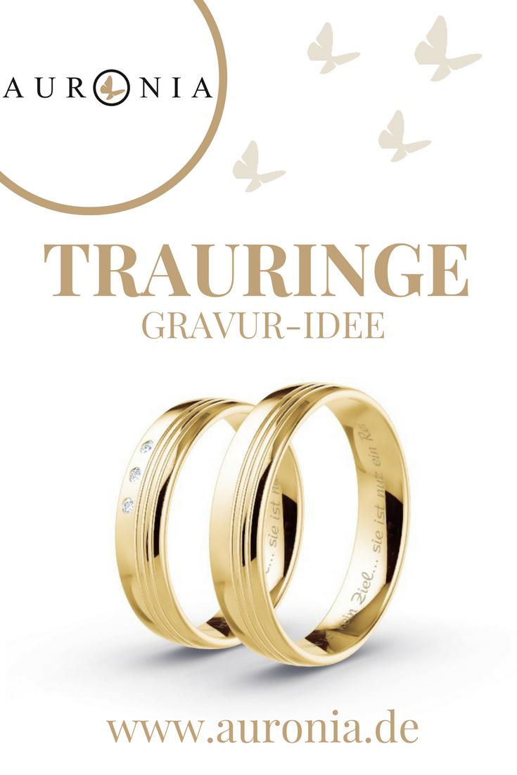 """Gravur-Idee Für Die Eheringe Eurer Hochzeit. Spruch: """"liebe"""