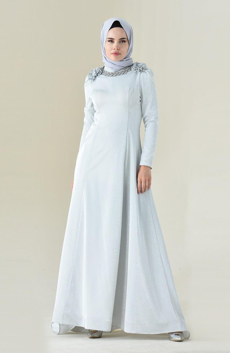10 Cool Abendkleid In Grau Design Schön Abendkleid In Grau Bester Preis