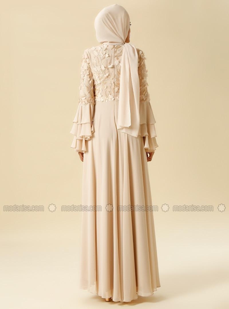 Großartig Modanisa Abendkleid Ärmel - Abendkleid