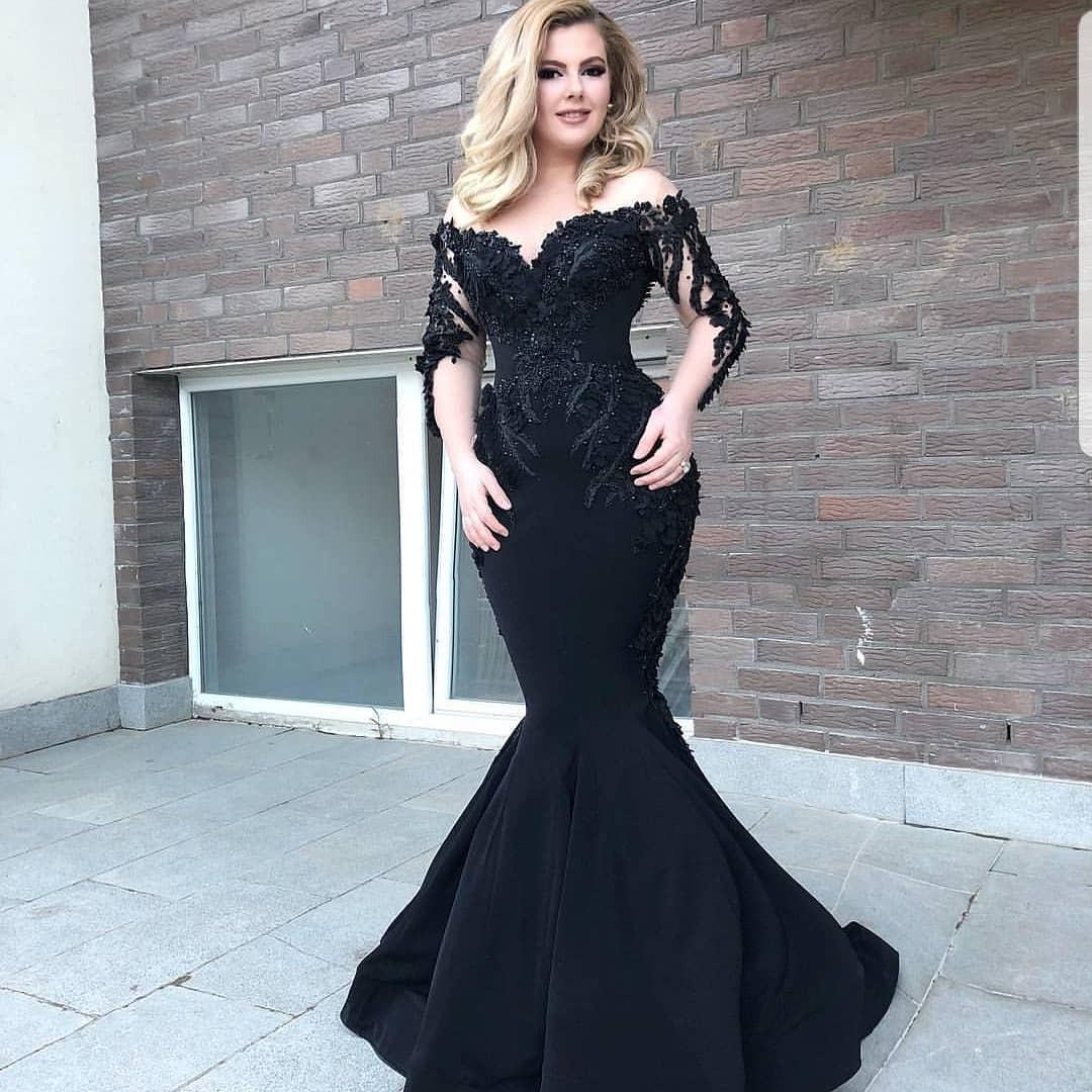 20 Luxus Schwarze Abend Kleider SpezialgebietAbend Elegant Schwarze Abend Kleider Galerie