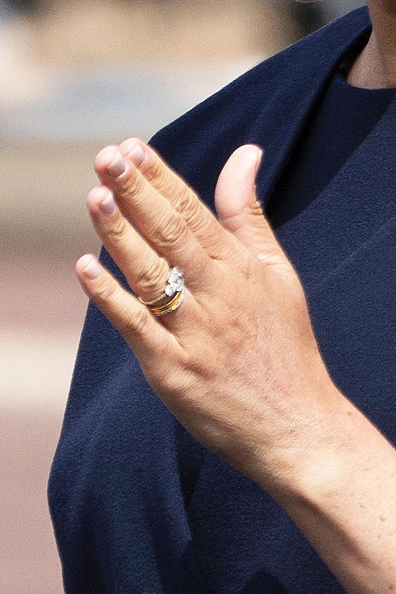 Herzogin Meghan: Hat Sie Ihren Verlobungsring Umdesignt
