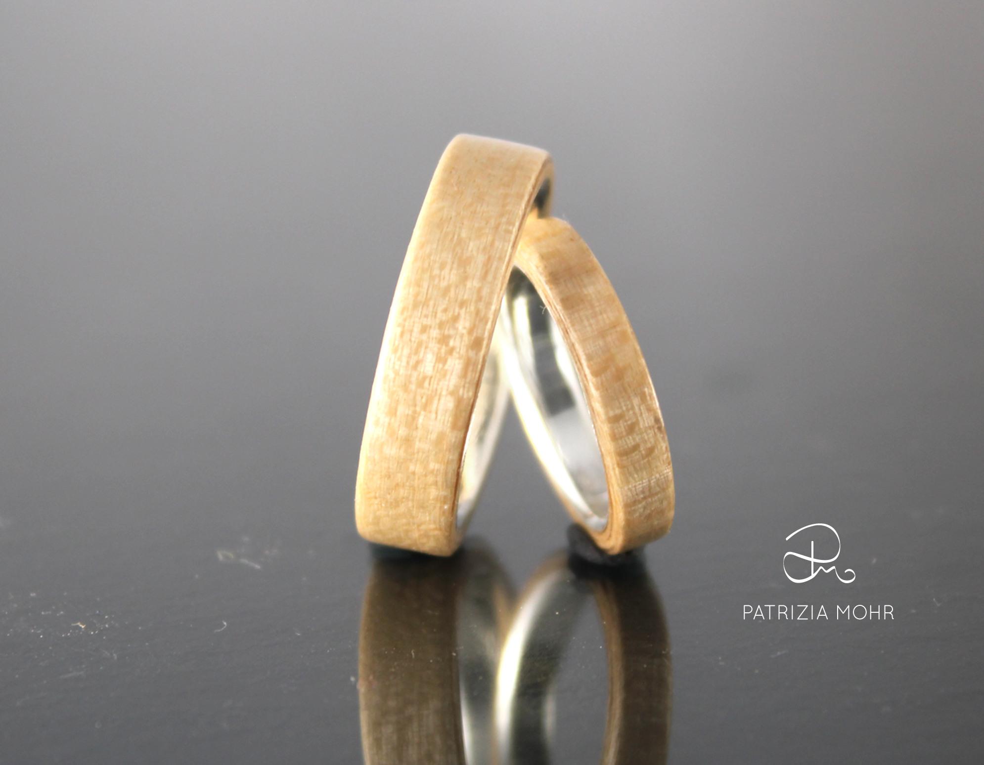 Holzringe Online Kaufen | Ringe | Eheringe Aus Holz