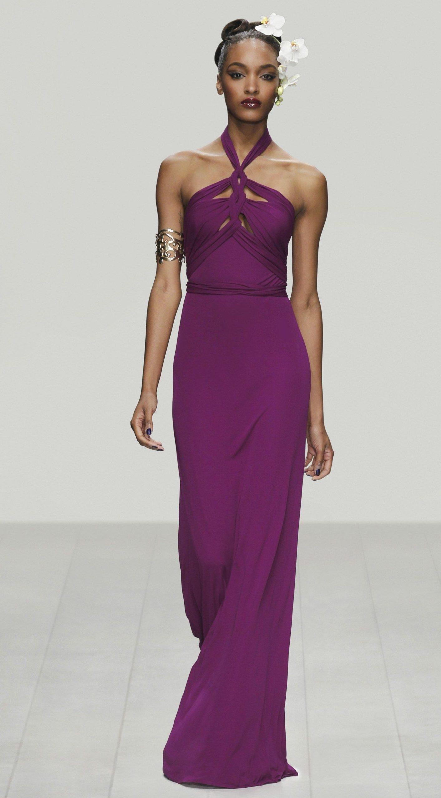 Luxus Abendkleider Lang Seide Spezialgebiet - Abendkleid