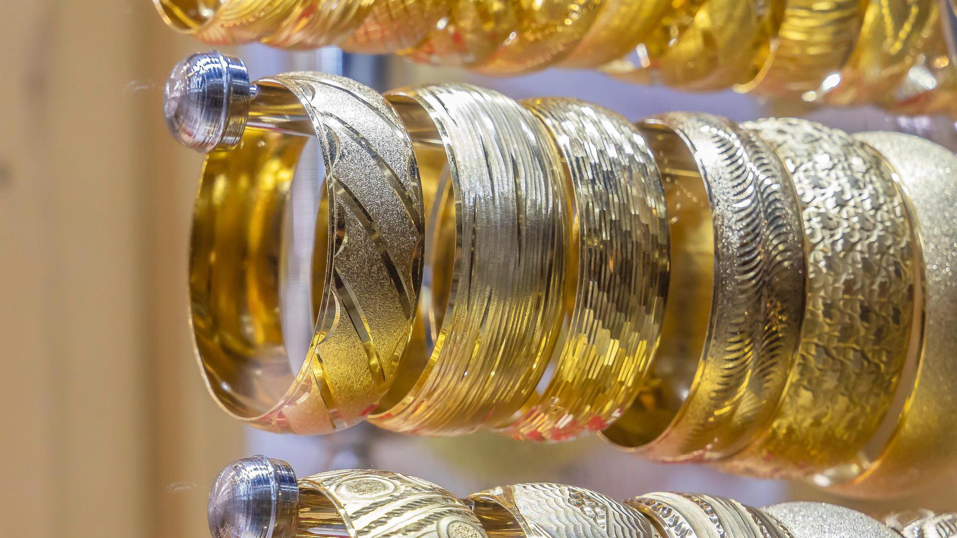 Neuer Goldrausch: Vom Barren Bis Zum Verlobungsring
