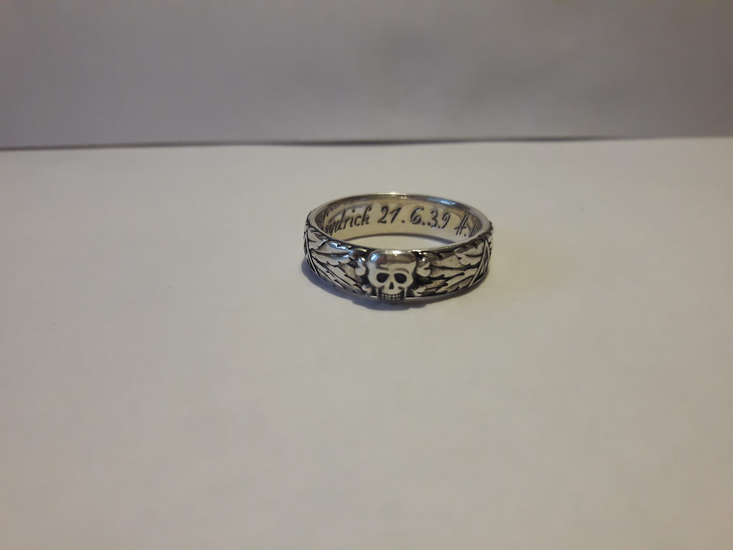 Opinions - Ss Honor Ring Repro