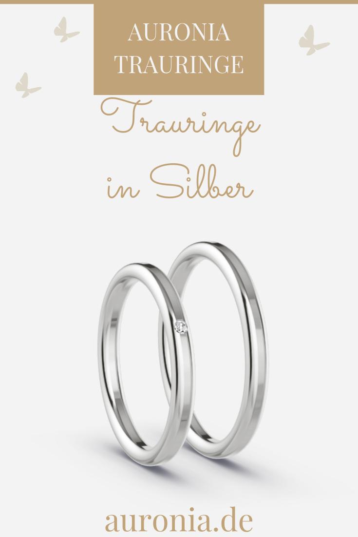 Pin Von Anka Auf Wedding In 2020 | Trauringe Silber
