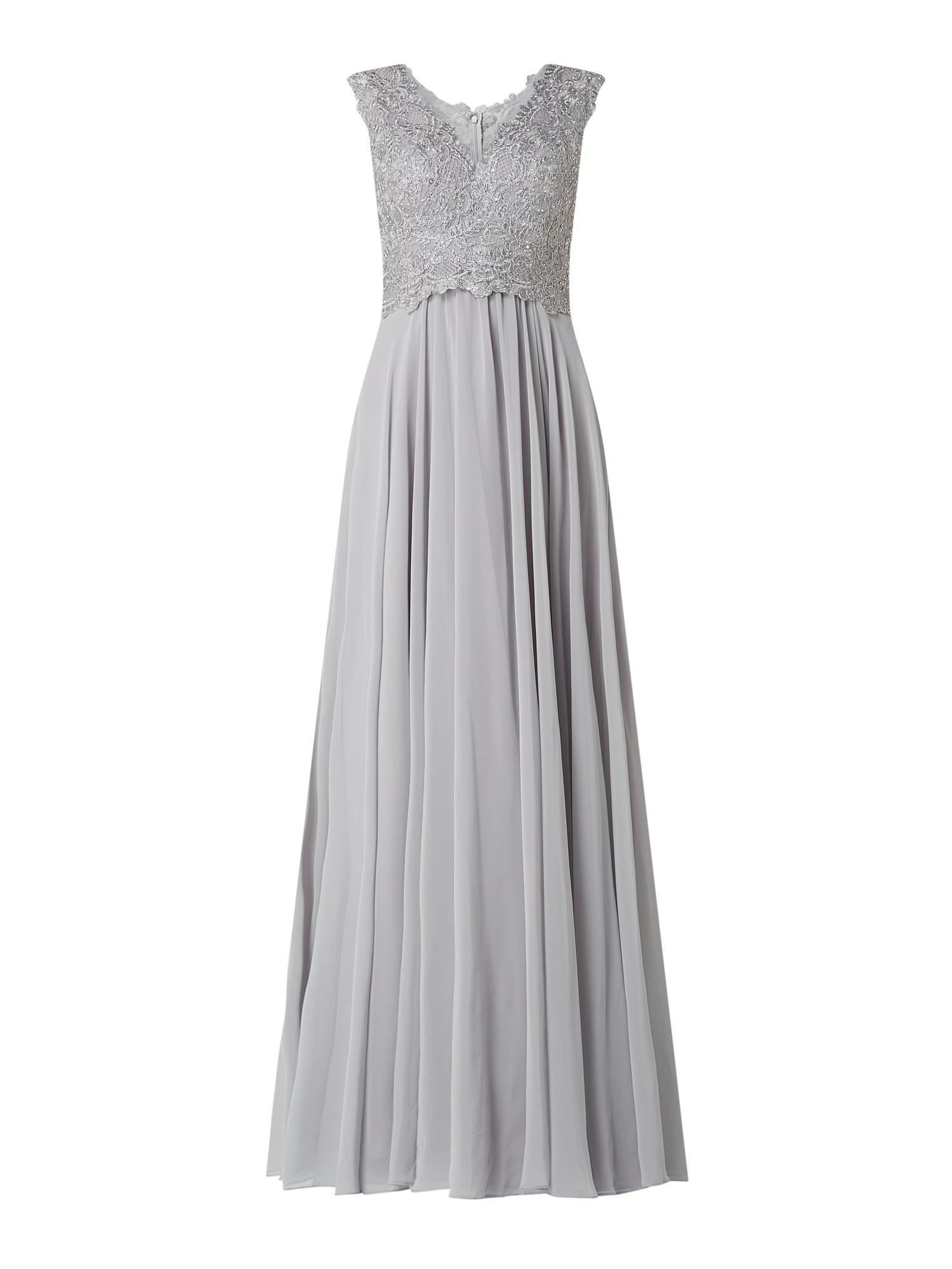10 Schön Abend Kleid Grau Ärmel20 Erstaunlich Abend Kleid Grau Design