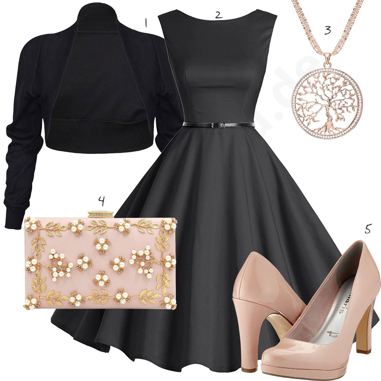 20 Großartig Rosa Schwarzes Kleid Ärmel15 Luxurius Rosa Schwarzes Kleid Ärmel