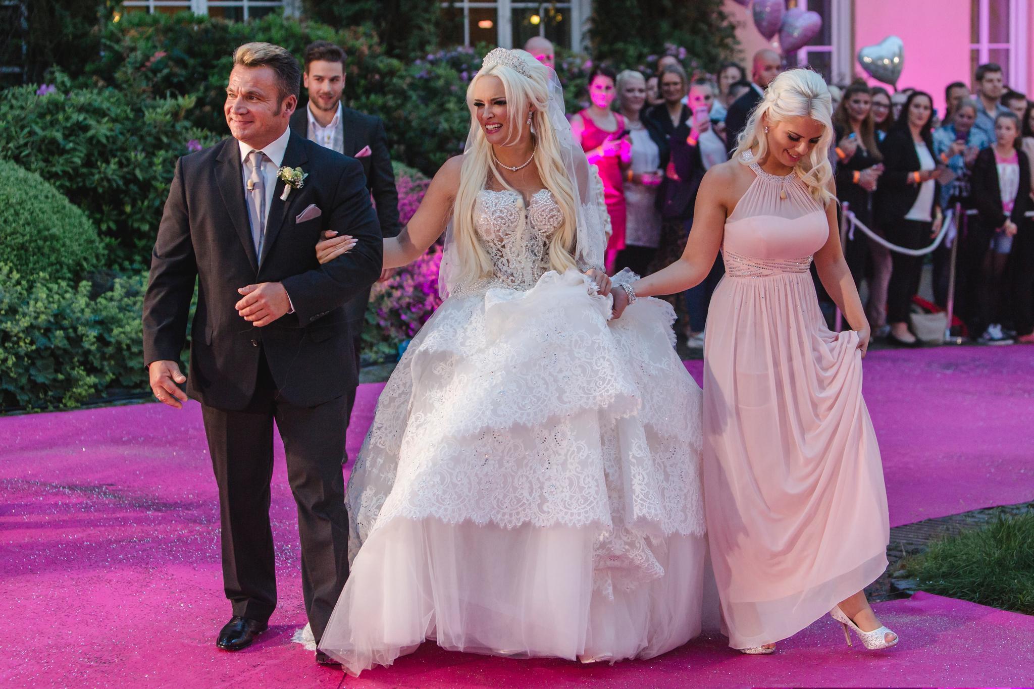 Special: Daniela Katzenberger + Lucas Im Hochzeitsfieber