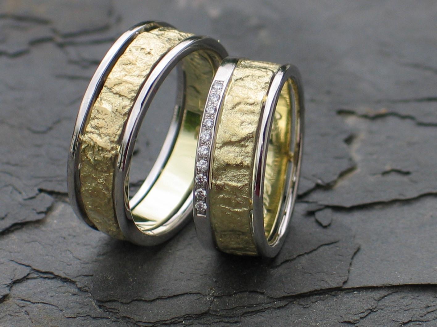 Traumhafte Trauringe Vom Goldschmied Oder Juwelier