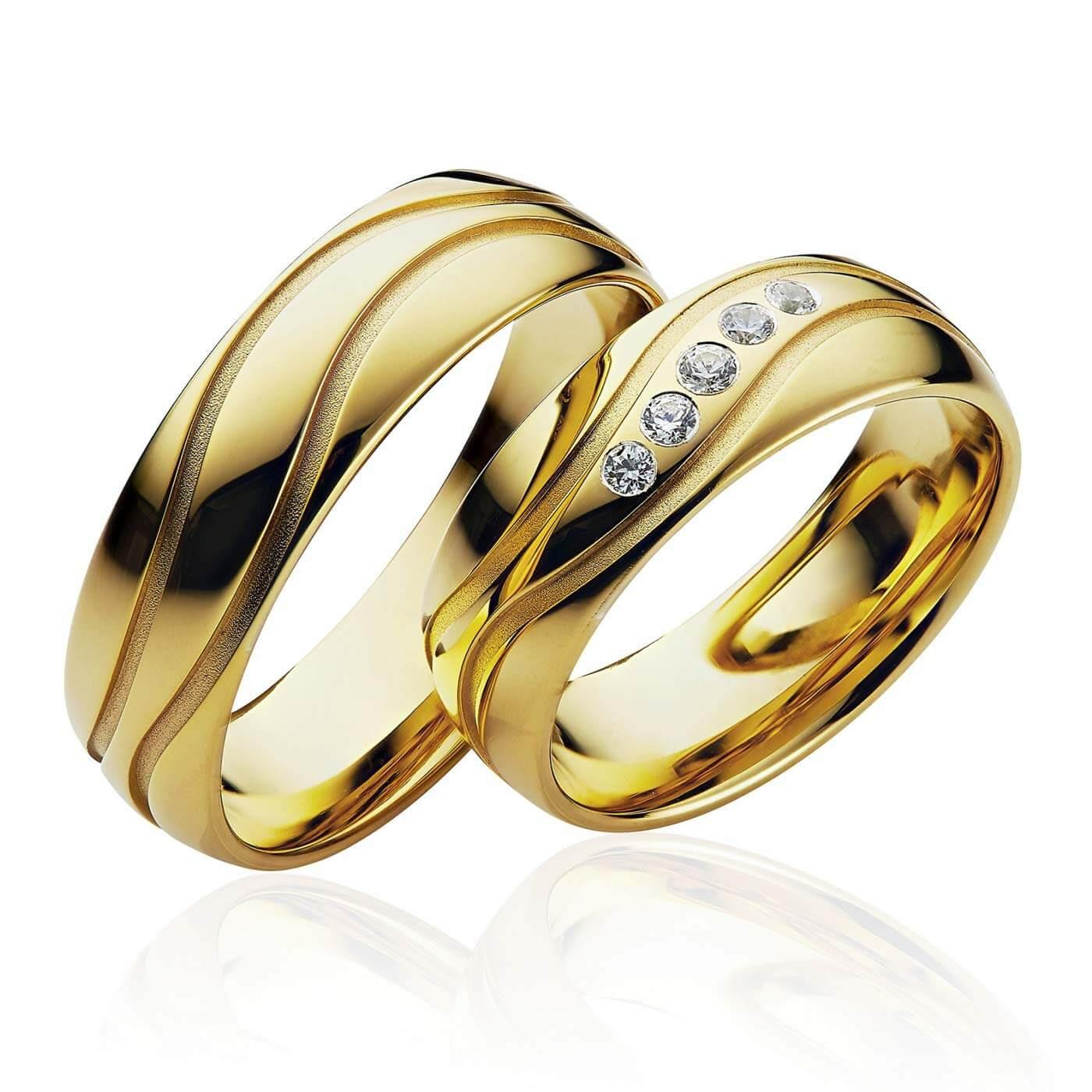 Trauringe Günstig & Geschmackvoll: Die 10 Schönsten Ringe Zu