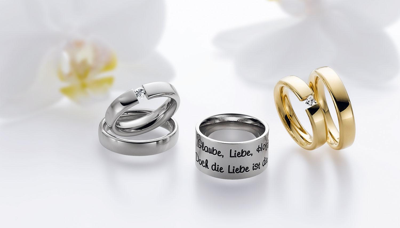 Trauringe Und Verlobungsringe Für Würzburg | Juwelier Stahl