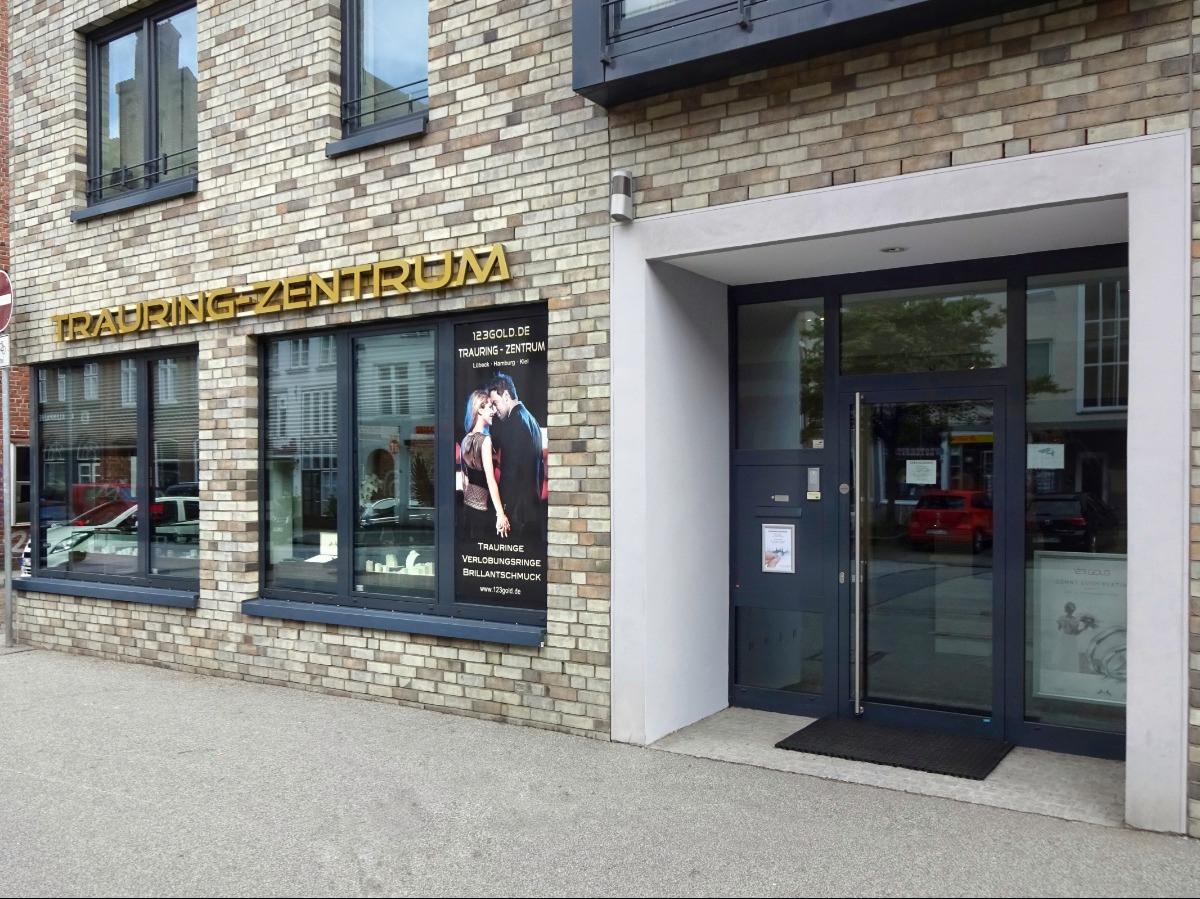 Trauringe & Verlobungsringe In Lübeck – 123Gold Trauring-Zentrum