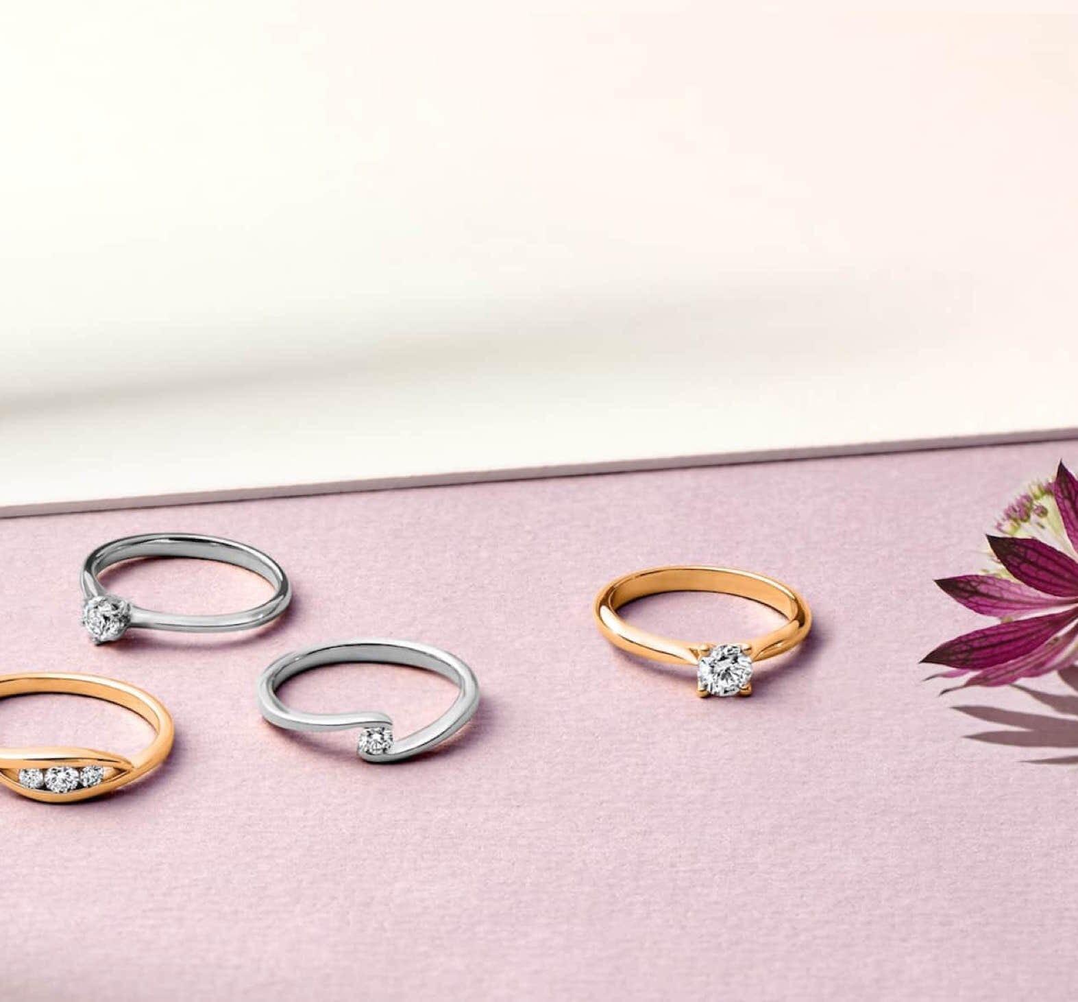 Verlobungsringe Kaufen Seit 150 Jahren | Breedia
