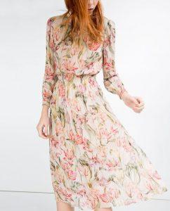 10 Ausgezeichnet Zara Abend Kleid Ärmel - Abendkleid