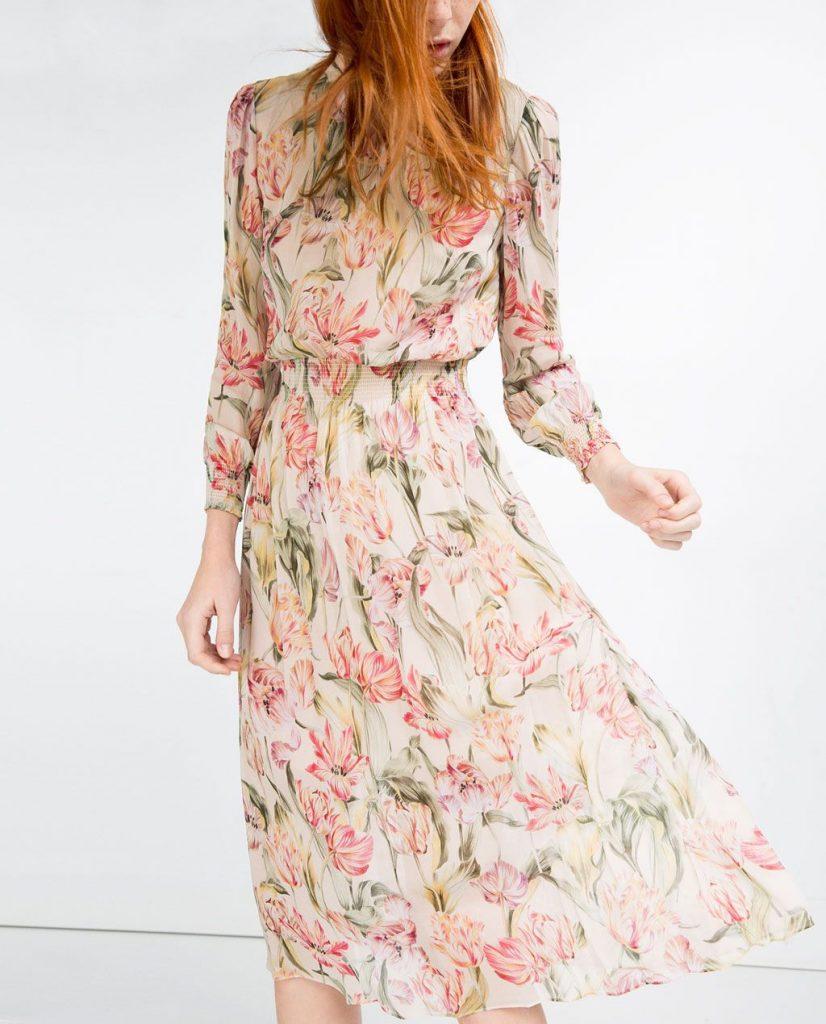 11 Ausgezeichnet Zara Abend Kleid Ärmel - Abendkleid - Abendkleid