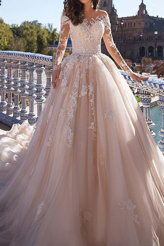 10 Awesome Wedding Dresses Collection En 2020 | Modelos De