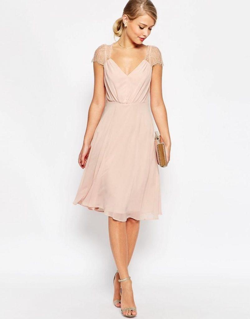 18 Cool Kleid Für Hochzeit Als Gast Ärmel - Abendkleid - Abendkleid