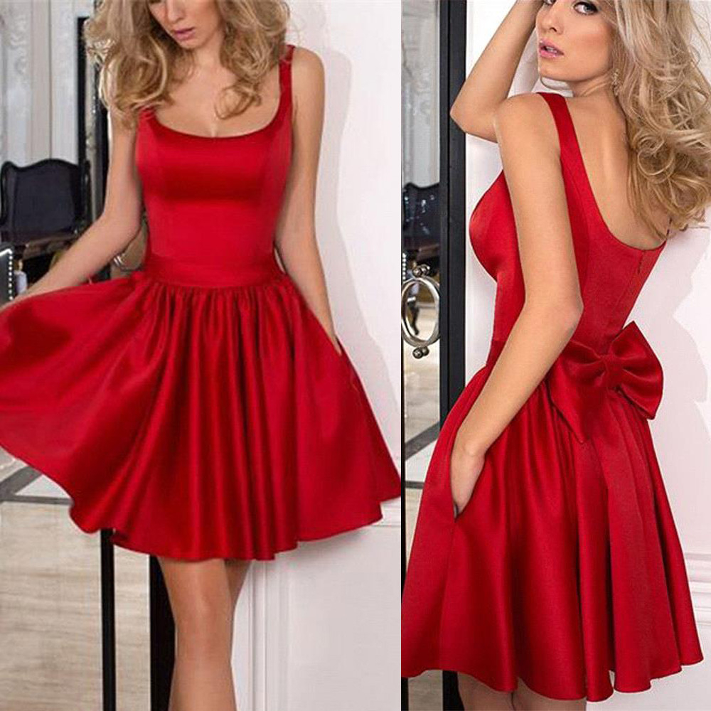 20 Perfekt Rotes Kleid Kurz ÄrmelDesigner Genial Rotes Kleid Kurz Bester Preis