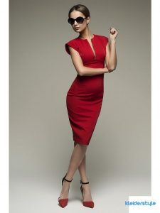 10 Schön Kleid Für Hochzeit Rot Stylish - Abendkleid