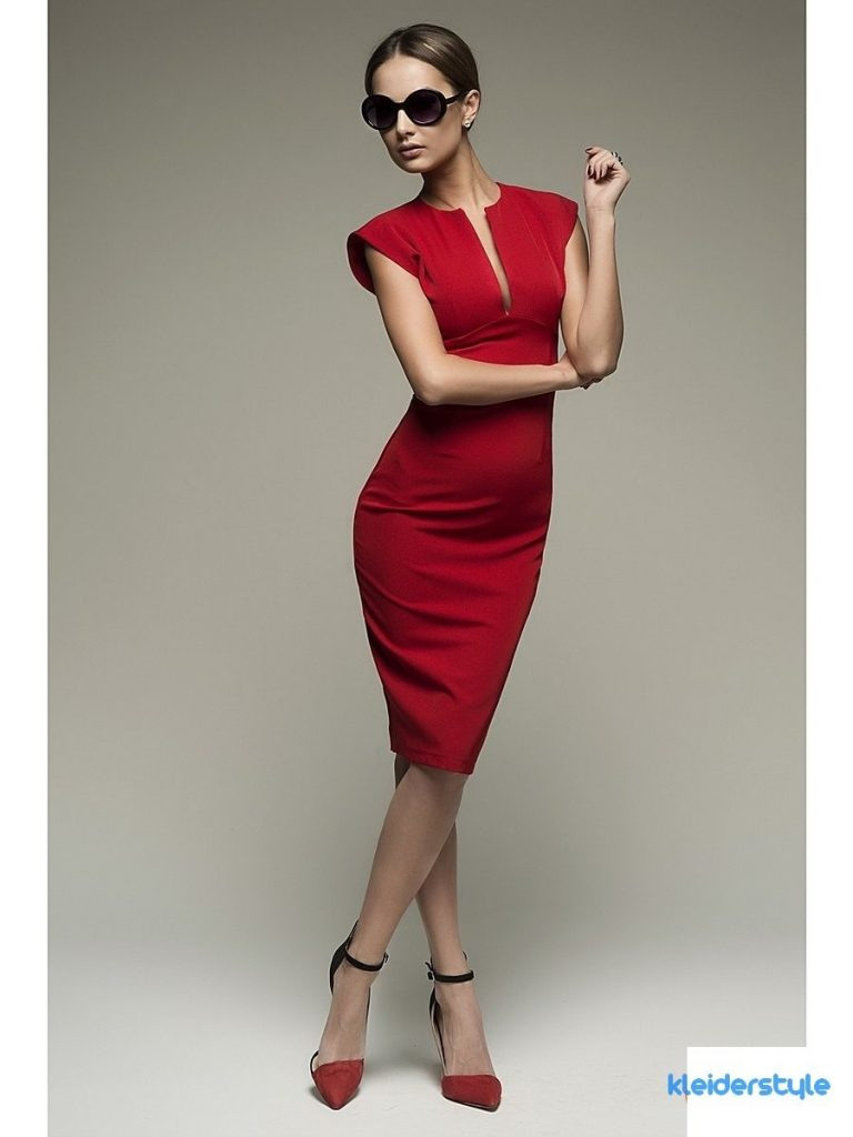 15 Schön Kleid Für Hochzeit Rot Stylish - Abendkleid - Abendkleid