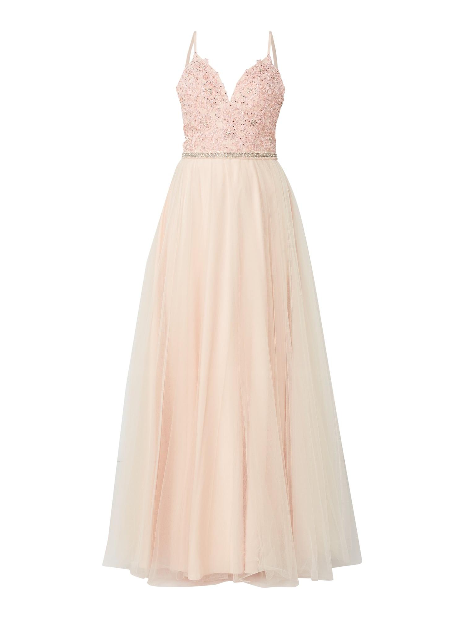 9 Einfach Apricot Abendkleid Boutique - Abendkleid