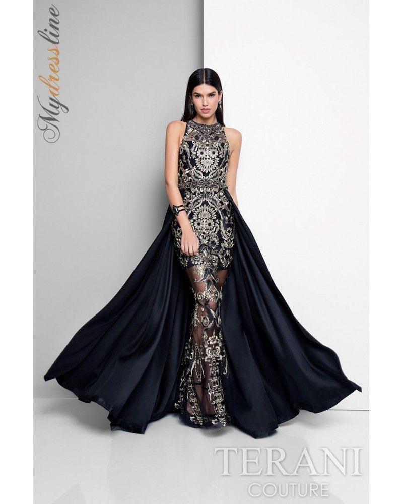 15 Schön Terani Couture Abendkleid Ärmel20 Einfach Terani Couture Abendkleid Stylish