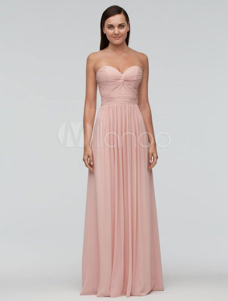 15 Elegant Kleid Für Hochzeit Rosa Design - Abendkleid
