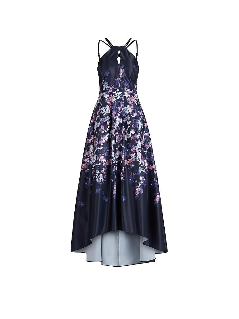 17 Wunderbar Vera Mont Abendkleid Blau GalerieDesigner Einzigartig Vera Mont Abendkleid Blau Ärmel