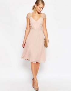 15 Genial Rosa Kleid Hochzeitsgast Design - Abendkleid