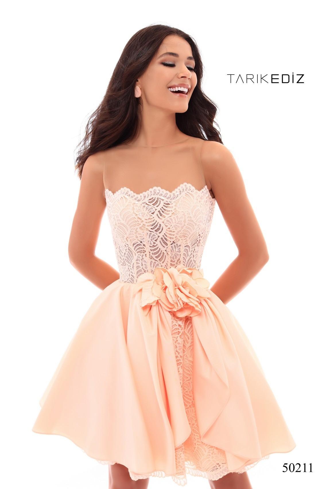 15 Schön Kleid Lachs Stylish - Abendkleid