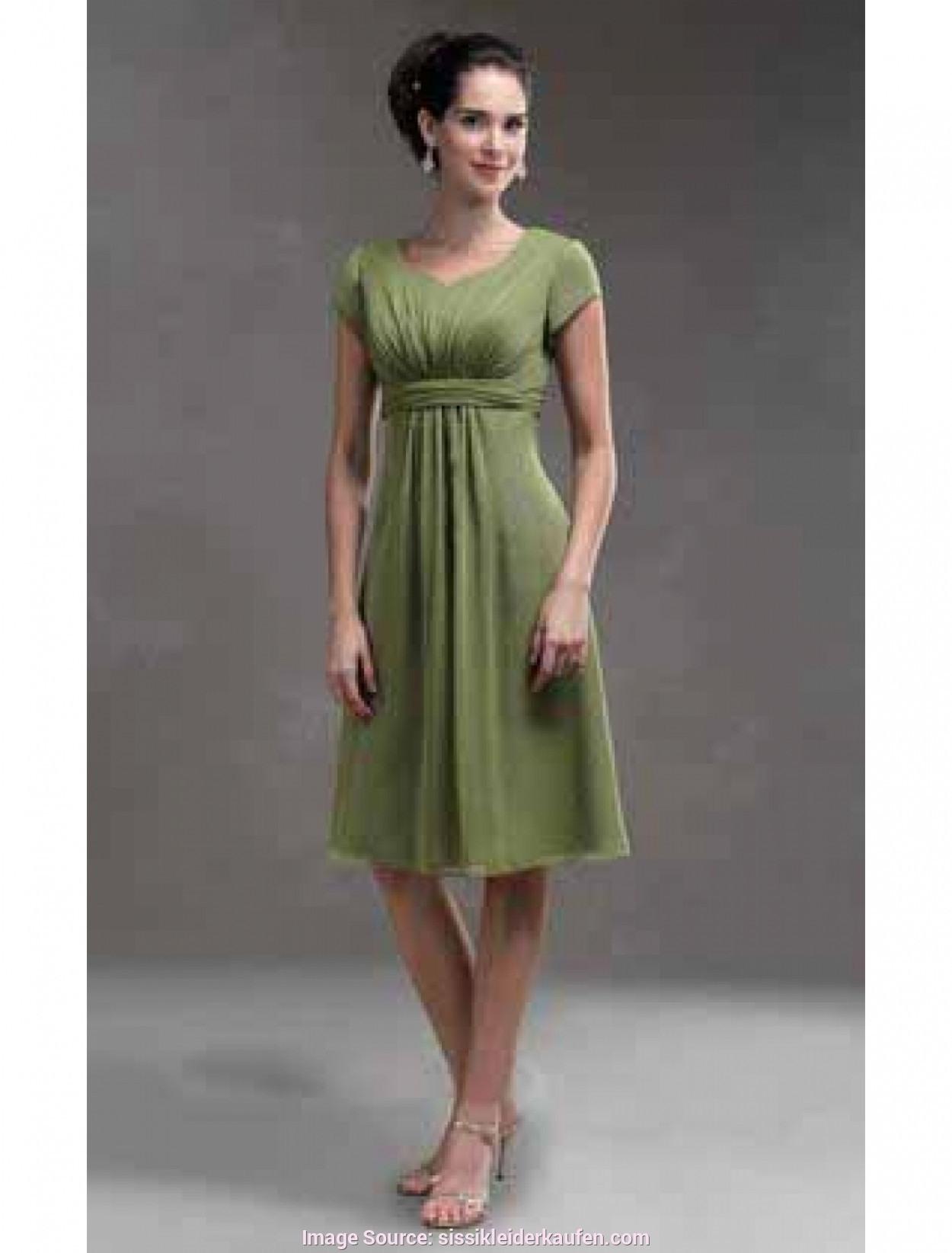 17 Erstaunlich Festliche Kleider Damen Knielang Ärmel