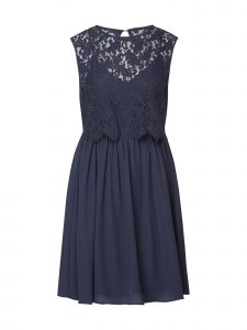 Formal Kreativ Blaues Kleid Spitze ÄrmelAbend Kreativ Blaues Kleid Spitze Galerie