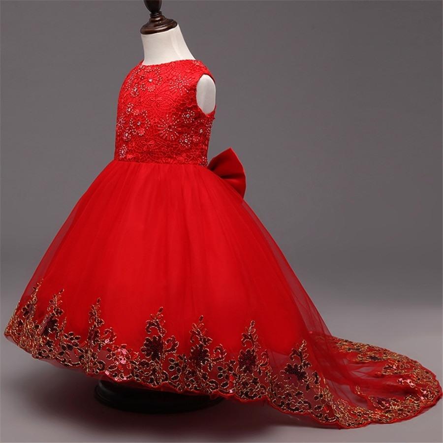 17 Schön Kleid Für Hochzeit Rot Stylish - Abendkleid
