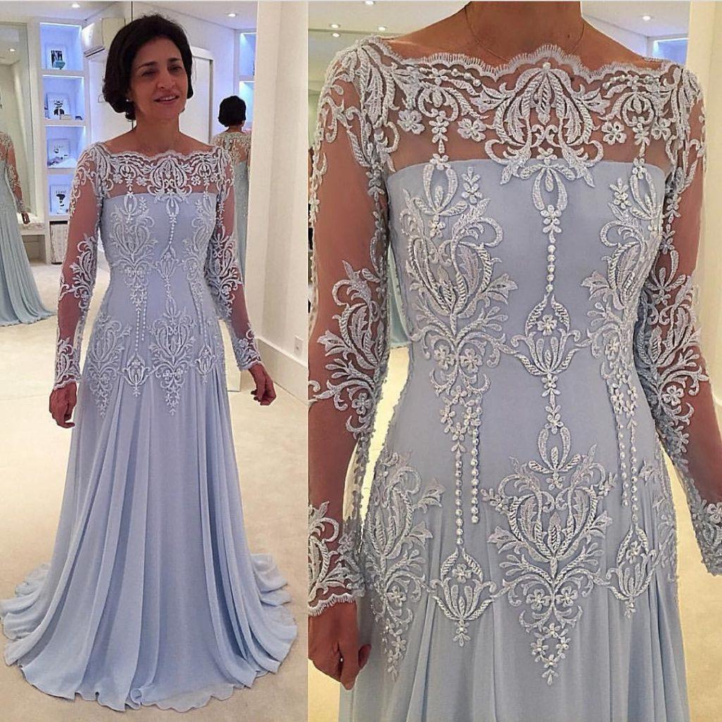 17 Schön Kleider Für Die Brautmutter Ab 50 Für 2019 - Abendkleid