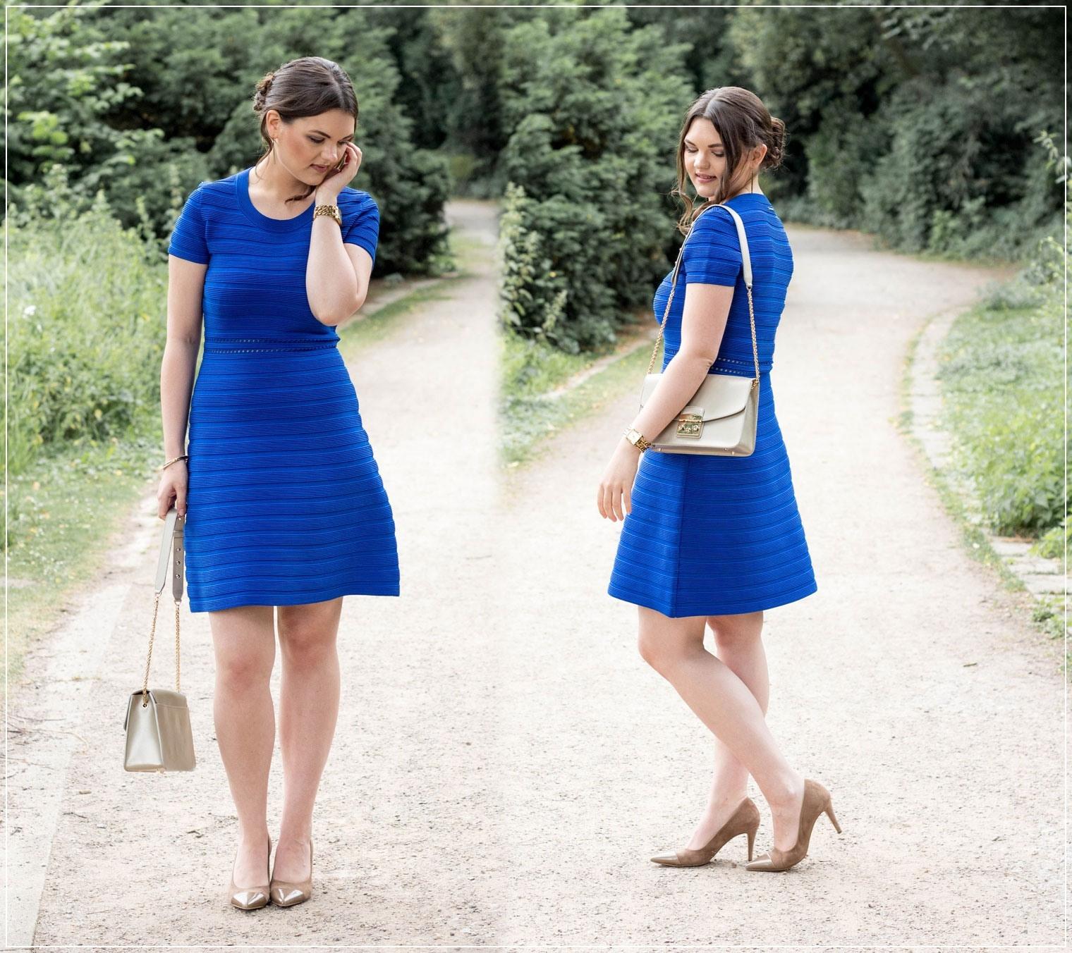 17 Spektakulär Kleid Blau Hochzeit Galerie - Abendkleid