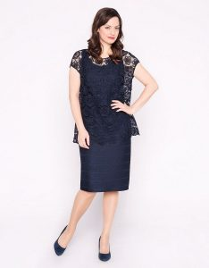 2-Teiliges Kleid   Bexleys Woman   Adler Mode Onlineshop