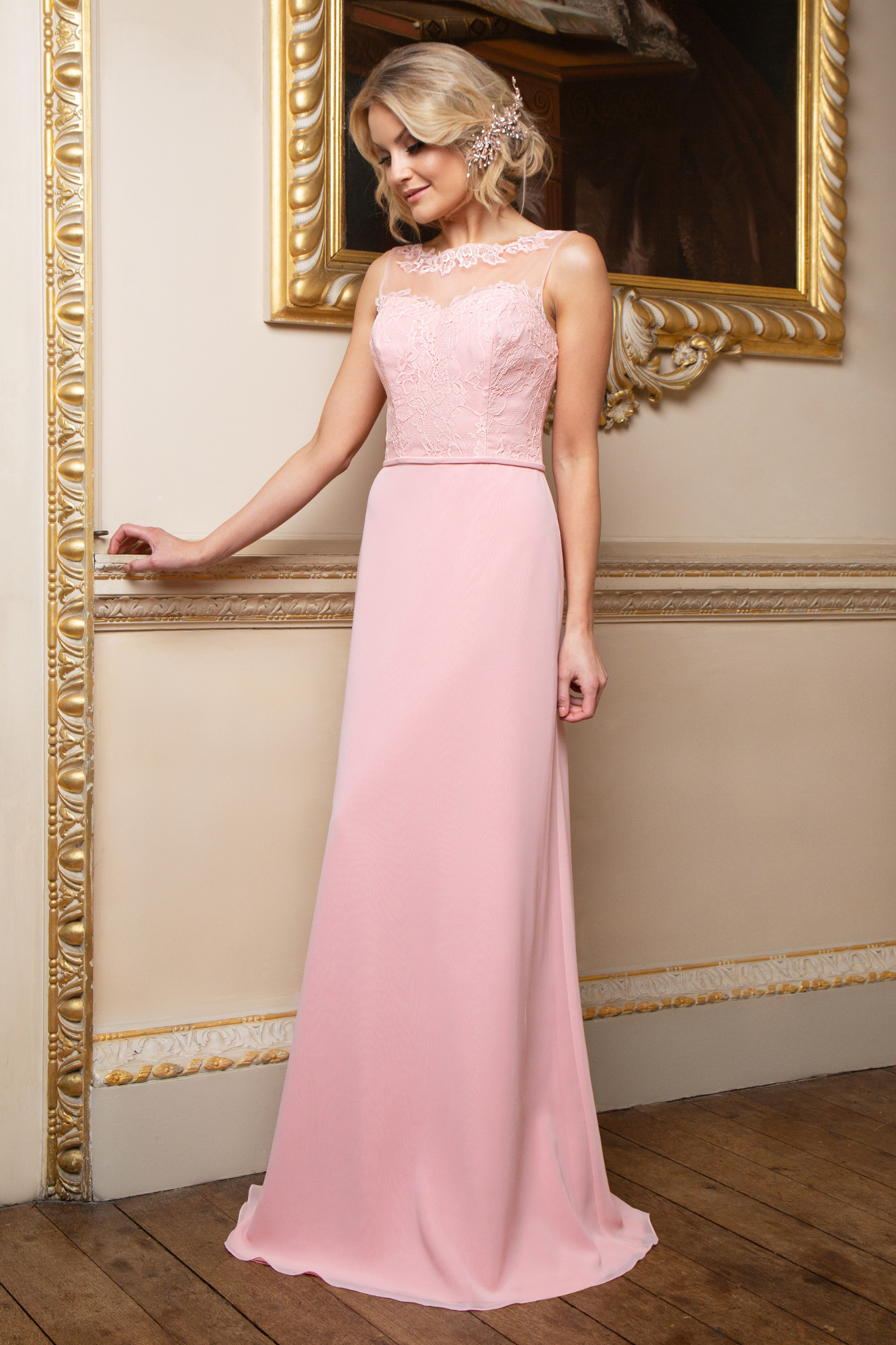 20 Genial Abend Kleid Lang Rosa Ärmel15 Luxus Abend Kleid Lang Rosa Bester Preis