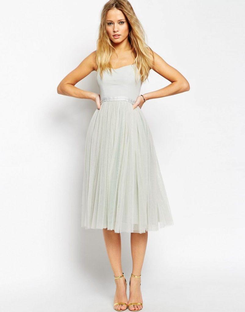20 Schön Midi Kleider Hochzeitsgast Ärmel - Abendkleid