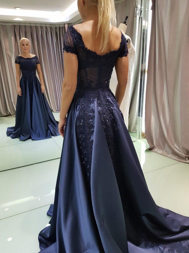 9 Spektakulär Abendkleid Mieten Ärmel - Abendkleid
