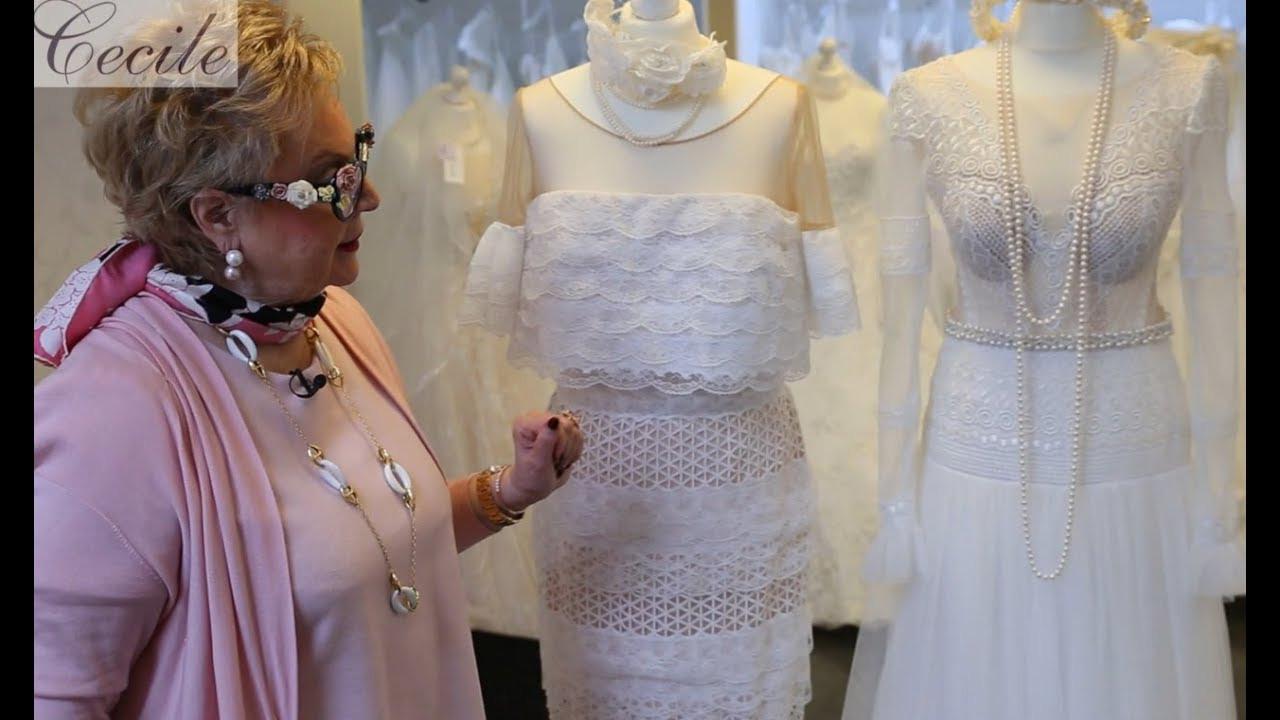 2020 Exklusiv: Vintage-Brautkleider