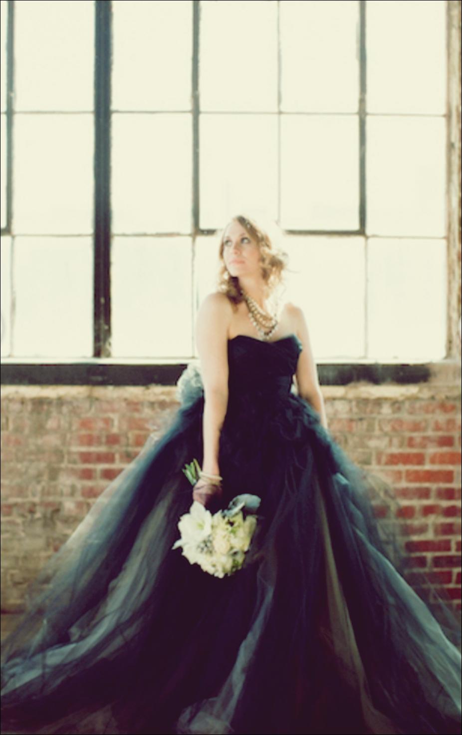 25 Unglaubliche Schwarze Brautkleider | Schwarzes Kleid Zur