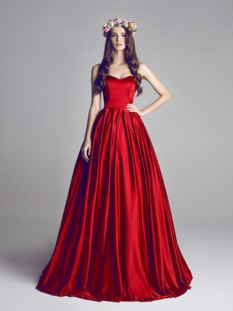 31 Der #schönsten Rote #ballkleider In Der Welt | Rote