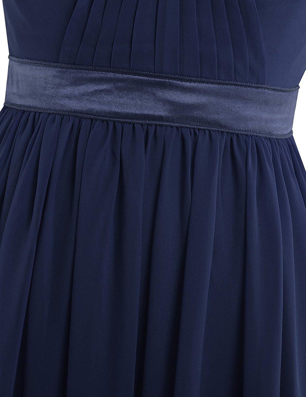 919Dad Iefiel Elegant Damen Kleider Festlich Hochzeit Maxi