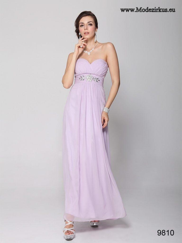 Abend Cool Kleid Flieder Hochzeit Stylish - Abendkleid