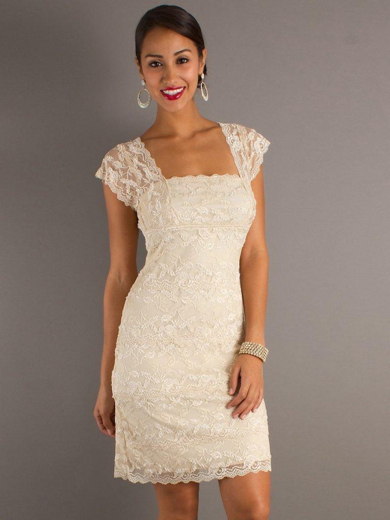 Abend Fantastisch Kleid Für Hochzeit Mit Ärmeln Ärmel