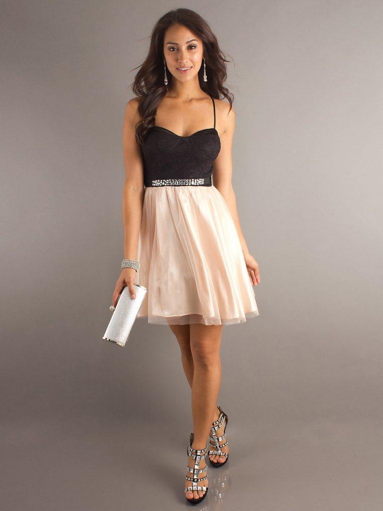 Abend Genial Kleid Für Hochzeit Als Gast Stylish - Abendkleid