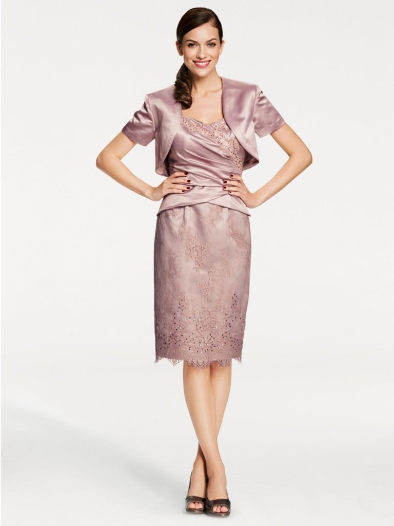 Abend Luxus Heine Damen Kleider Boutique - Abendkleid