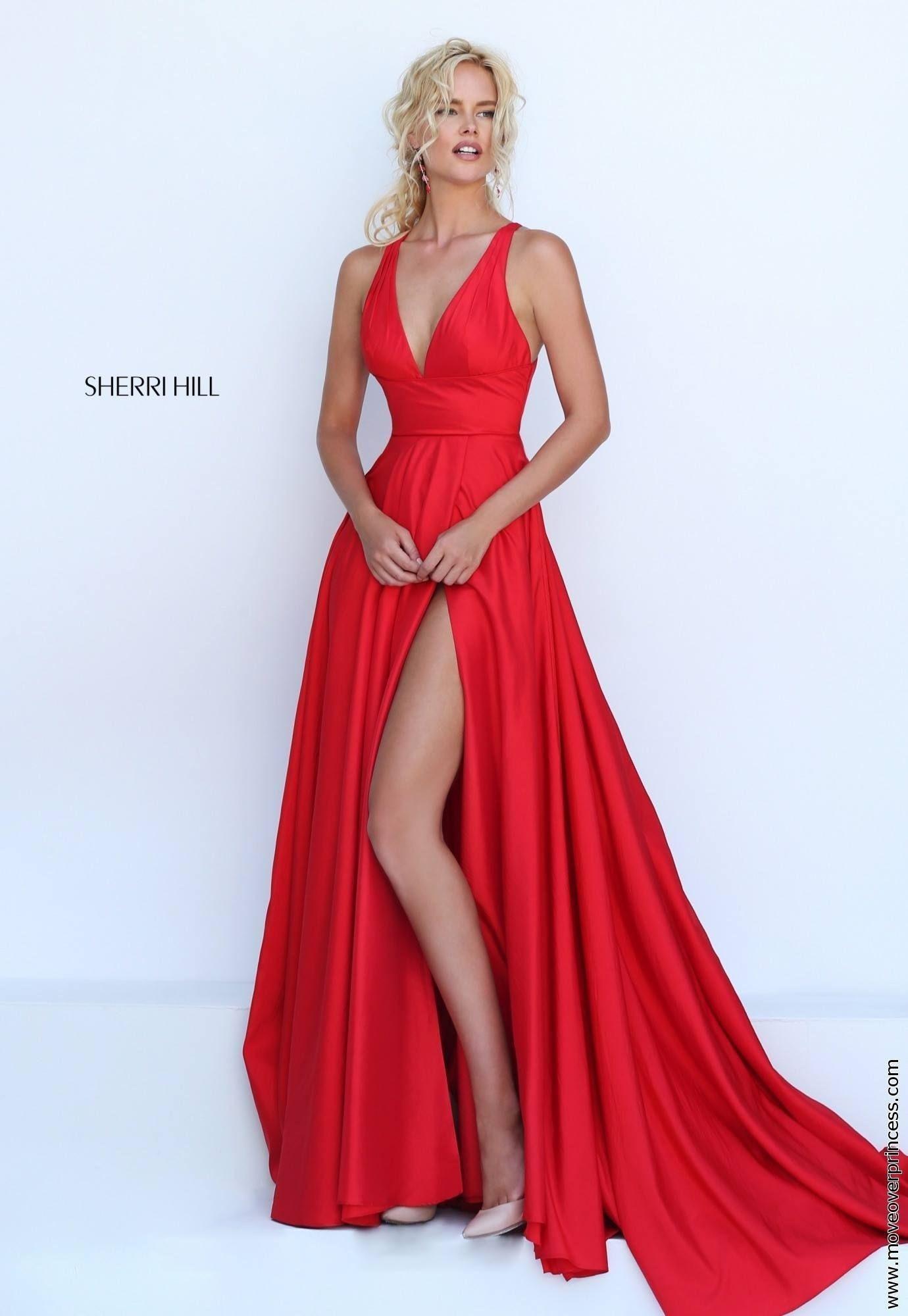 Abend Schön Kleid Für Hochzeit Rot Design - Abendkleid